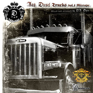 Jay Diesel - Diesel trucks vol.1 Mixtape