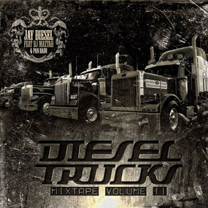 Jay Diesel - Diesel trucks vol.2 Mixtape