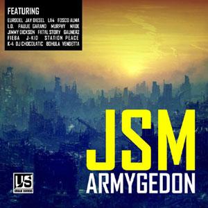 JSM - Armygedon