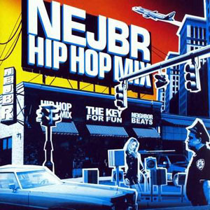Nejbr hiphop mix vol. 1