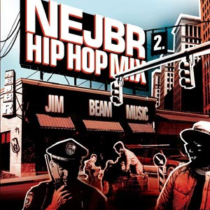Nejbr hiphop mix vol. 2