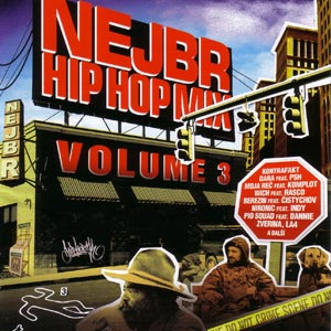 Nejbr hiphop mix vol. 3
