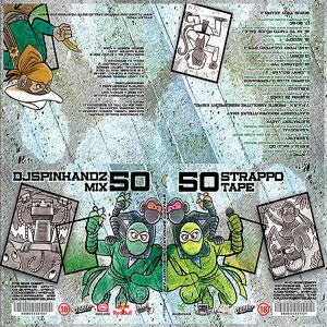 Strapo - 50:50 Mixtape