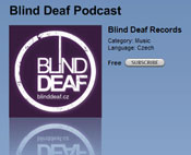 Blinddeaf na iTunes Music Store