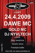 Dawe MC vystoupení