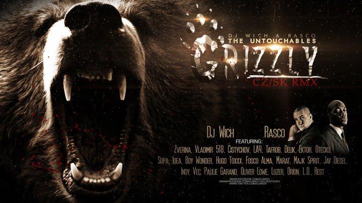 Dj Wich & Rasco – Grizzly CZ-SK remix