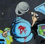 Graffiti v Olomouci