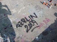 Graffiti jam Berlín 2009