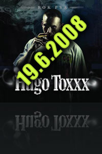 Hugo Toxxx - nové cd