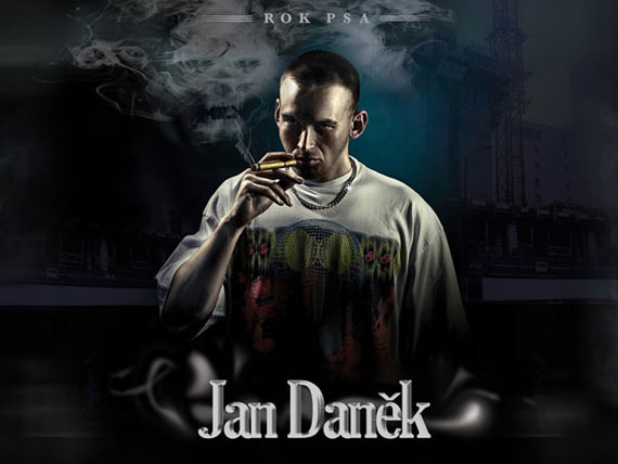 Jan Daněk aka Hugo Toxxx