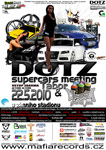 DOTZ - Supercars meeting Tábor & Montana Graffiti jam