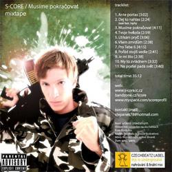 S-CORE - Musíme pokračovat mixtape