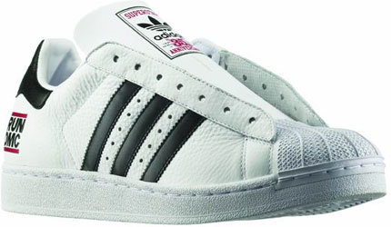 Adidas Superstar Run DMC series