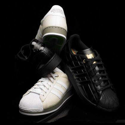 Adidas Superstar Luke Skywalker a Darth Vader