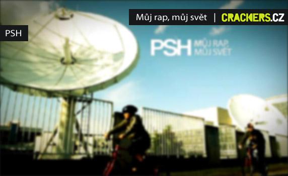 KLIP: PSH - Můj rap, můj svět